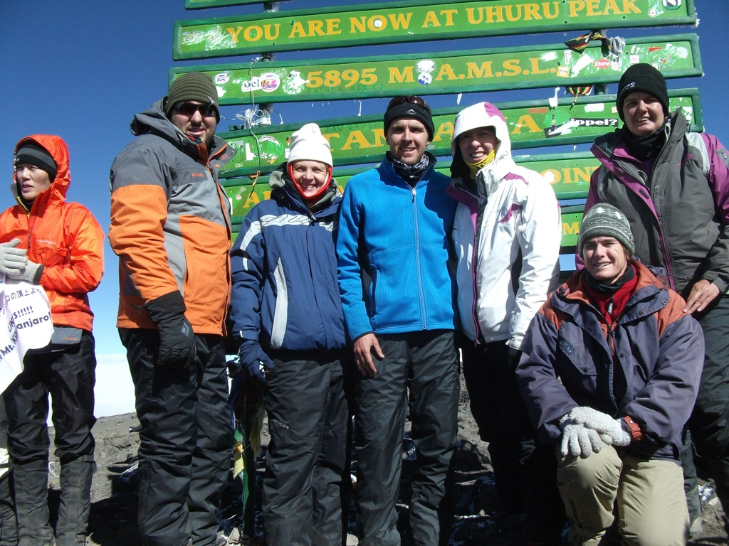 Mount Kilimanjaro - Prayer Climb 2013